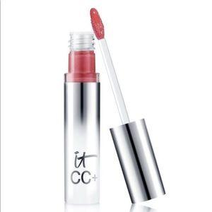 It Cosmetics CC lip gloss NIB