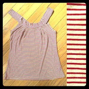 Helena Tops - Striped tank top