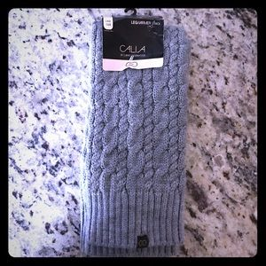 CALIA by Carrie Underwood Accessories - CALIA By Carrie Underwood Leg Warmers