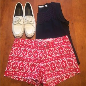 J. Crew Factory CityFit Shorts