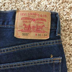 Levi's Other - Levi Jeans Men