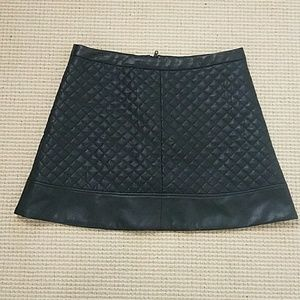 W118 by Walter Baker Dresses & Skirts - W118 by Walter Baker faux leather mini skirt 6