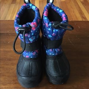 Northside Other - Toddler girl snow boots