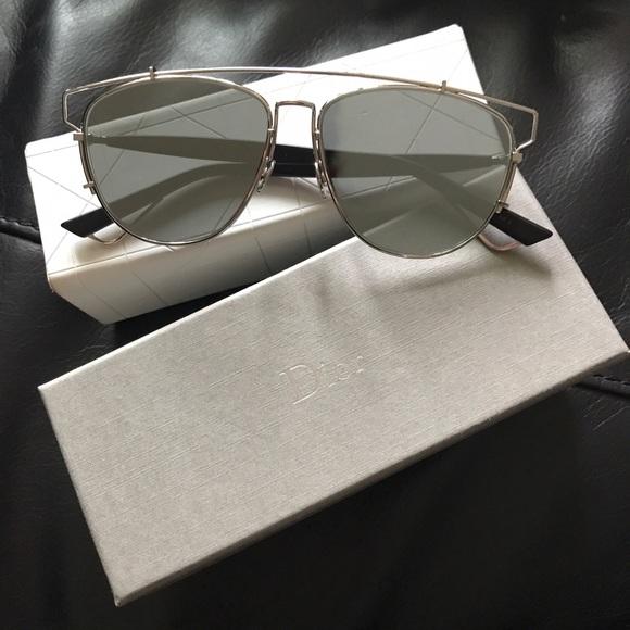 d4225ec1fae Christian Dior Accessories - Dior Technos 57mm sunglasses Palladium
