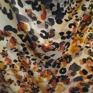 Willi Smith Tops - Willi Smith animal print shirt