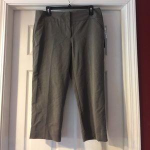 Nicole Miller Pants - Work pant/Capri