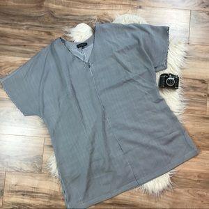 Eloquii Tops - Eloquii striped tunic dress/top