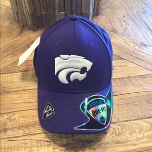 Top of the World Other - New Kansas State Memory fit hat men's
