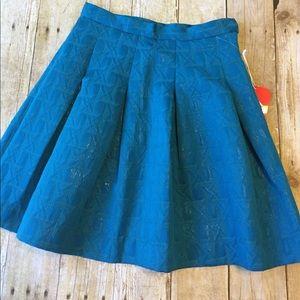Kirna Zabete Dresses & Skirts - NWT High Waist Textured Skirt Kirna Zabete Target