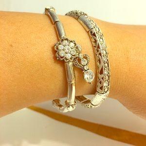 sale💝Silver PlAted Bracelet