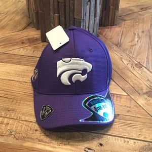 Top of the World Other - New Men's Kansas State Wildcats memory foam hat