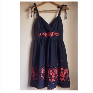 Zara Dresses & Skirts - Zara embroidered dress
