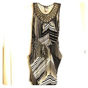 Bisou Bisou Dresses & Skirts - Jeweled Dress