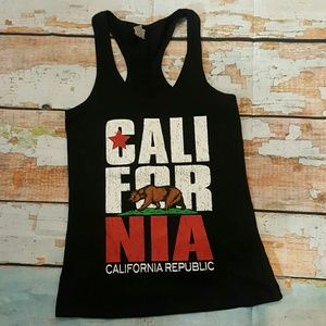 California Republic Tank Top M