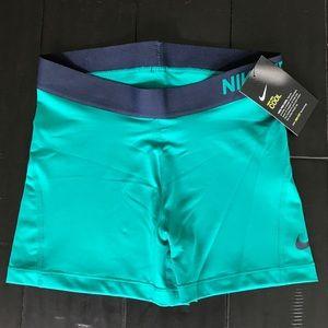"Nike Pants - Nike Pro 3"" Compression Shorts"