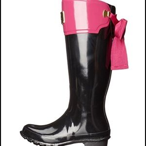 Joules Shoes - Joules Women's Evedon Rain Boot NWT