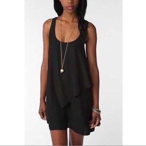 ModCloth Dresses & Skirts - Black Layer Racerback Dress