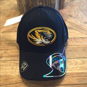 Top of the World Other - New Missouri Tigers men's memory foam hat