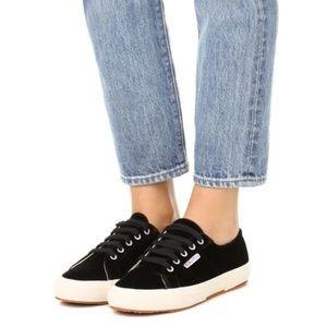 Superga Shoes - 🆕 Superga Velvet Sneakers
