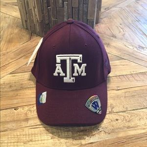 Top of the World Other - New Texas A&M Aggies men's memory foam hat