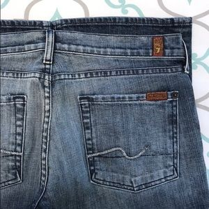 7 For All Mankind Denim - 💙👖Awesome Long 7FAM Bootcut Jeans👖💙31 11/12 35