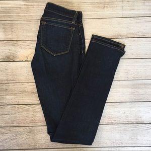 J Brand Denim - J. Brand Pencil Split Leg Jean