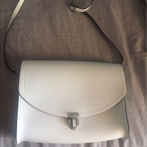 The Cambridge Satchel Company Handbags - Cambridge Satchel Company White Leather Handbag