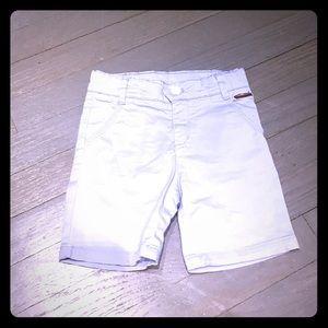 Jacadi Other - Jacadi light blue chino adjustable waist shorts