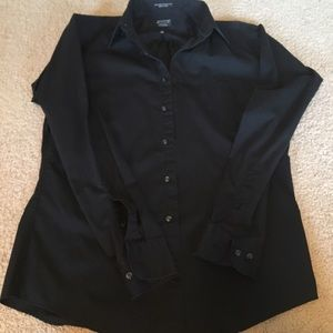 Arrow Other - 4 for $20! Arrow Black Dress Shirt 15.5 x 34/35