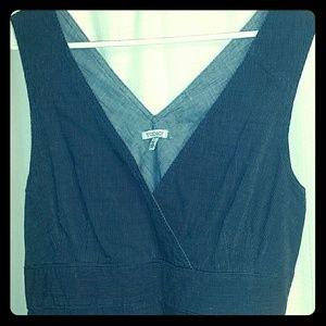 Horny Toad Dresses & Skirts - Pockets! Toad & Co denim dress