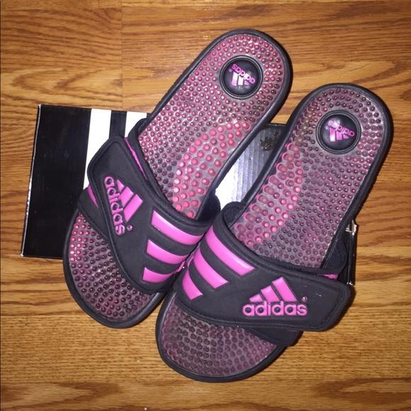 72da43f414e6c8 Adidas Shoes - ADIDAS adissage fade slides