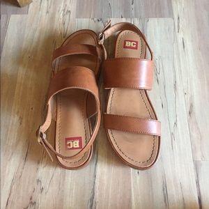 BC Footwear Shoes - BC footwear chunky platform sandal