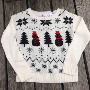 Girls Fair Isle Sweater! NEW!