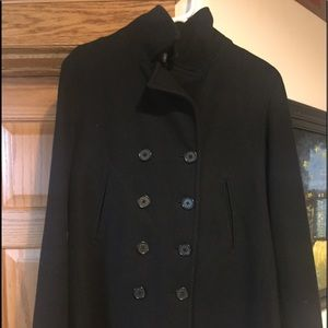 J-Crew Pea Coat - Used but Lovely