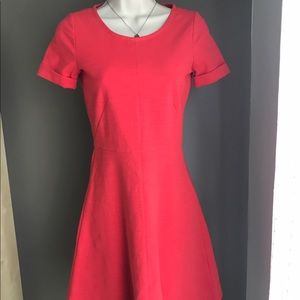 J. Crew Dresses & Skirts - J.Crew coral casual a-line dress, 00