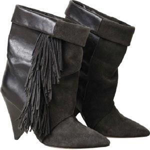 Isabel Marant pour H&M Shoes - Isabel Marant/H&M Boots-size 41, inside tag 9.5
