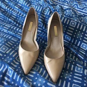Louise et Cie Shoes - Louise et Cie Nude Patent Leather Heels 💜