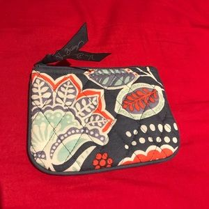 Coin Purse in Nomadic Floral