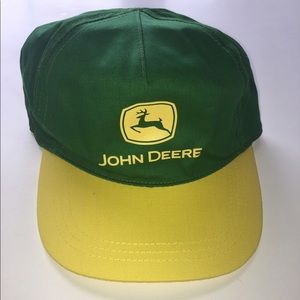 John Deere Accessories - John Deere snap back hat