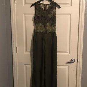 Other - Olive jumpsuit