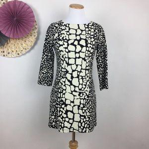 J. McLaughlin Dresses & Skirts - J. McLaughlin Printed Shift Dress