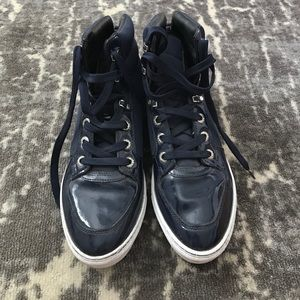 Men high top sneakers