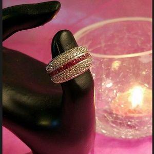 Jewelry - Judith Ripka SS Ring