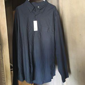 Uniqlo Other - Uniqlo slim-fit long sleeve shirt