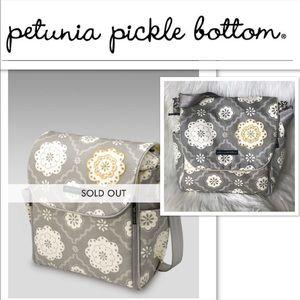 Petunia Pickle Bottom Handbags - EUC Petunia Pickle Bottom Bag