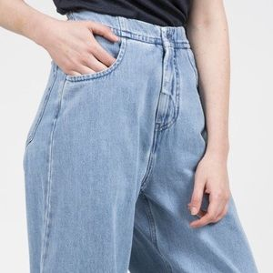 Maison Margiela Denim - maison margiela high waisted jeans