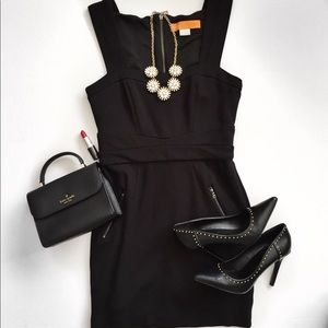 Cynthia Steffe Dresses & Skirts - Cynthia Steffe black ponte knit dress