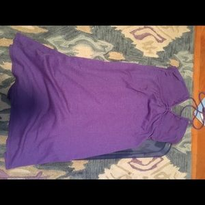 Michael Stars Dresses & Skirts - Michael star purple flowy nice dress