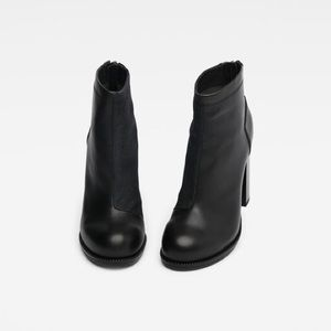 G-Star Shoes - Black boots