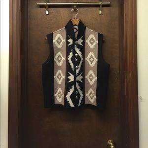 Reversible Pendleton Vest